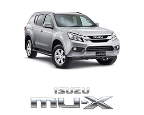 Isuzu mu-X Blue Power