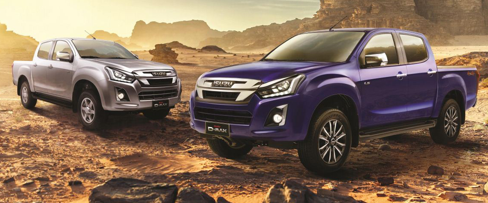 Isuzu d-max new model